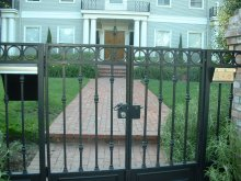 All Fence Company Inc Iron Work Page 650 369 4556